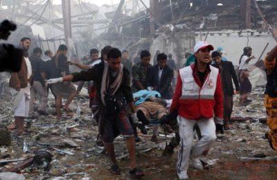 Yemen, migliaia le vittime civili per le bombe occidentali