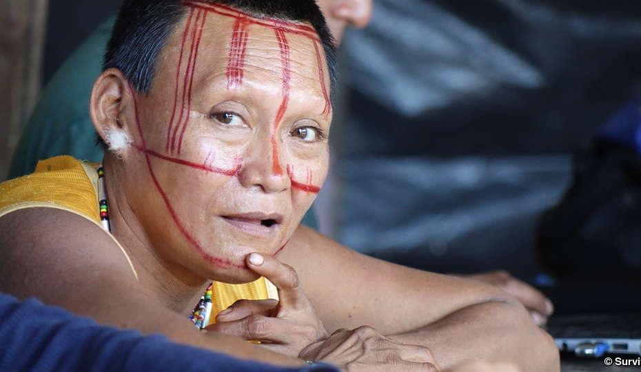 [Colombia] Appello dei Nukak per tornare nella terra ancestrale