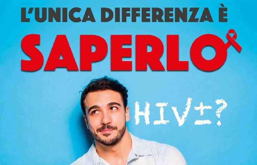 A Roma un test gratuito per HIV e sifilide
