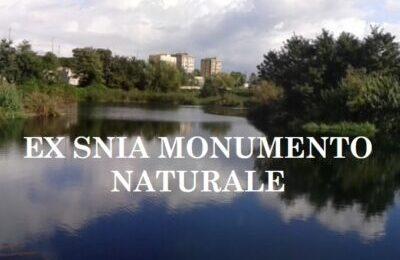 Roma, Regione Lazio favorevole  ad ampliamento monumento naturale Ex-Snia