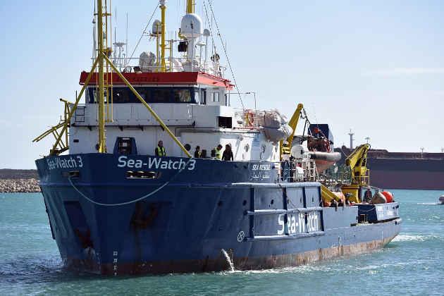 Appello urgente per le navi Sea-Watch e Sea-Eye