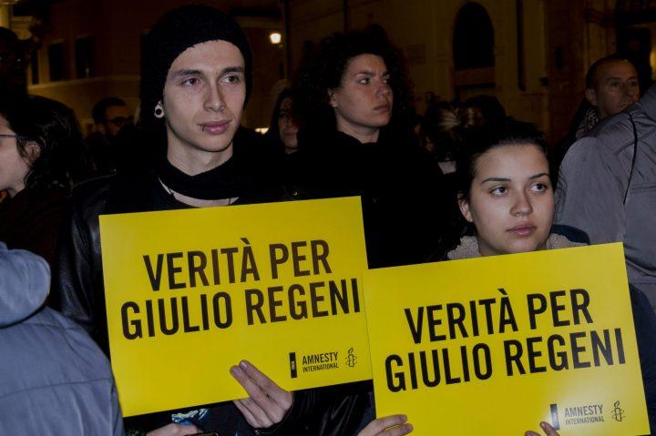 Trentasette mesi senza Giulio Regeni