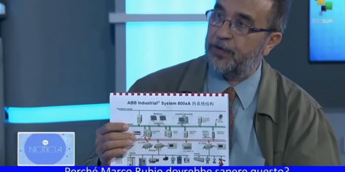 """""""Tutta la verità sul sabotaggio (terrorismo) elettrico contro il Venezuela"""""""