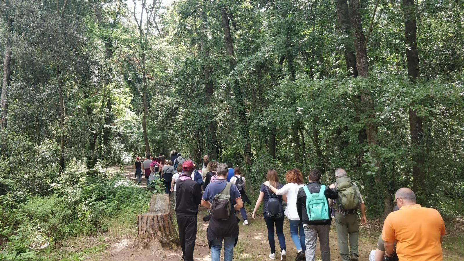 Un bioblitz nel Parco Nazionale del Circeo sabato 30 marzo