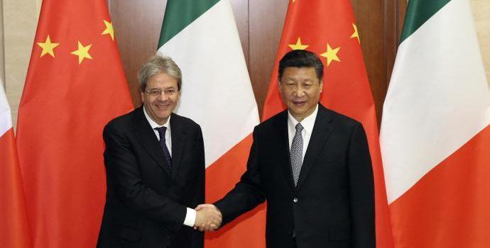 """Il Memorandum con la Cina non va firmato, dovevamo chiedere il permesso al """"padrone di Casa"""""""