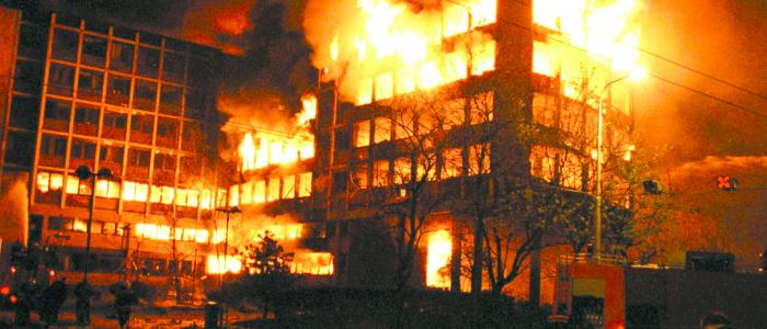 24 marzo 1999. 20 anni dopo le barbarie Nato contro la Jugoslavia