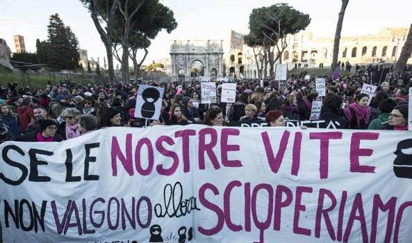 La parabola di Maurizio Landini divenuto segretario CGIL e Sì TAV