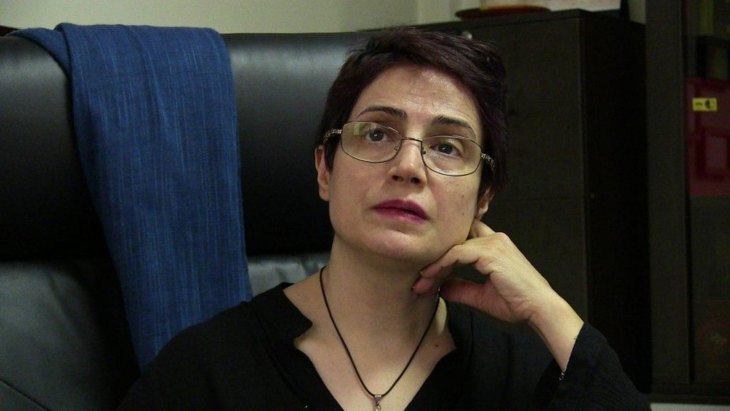 Appello per la liberazione di Nasrin Sotoudeh
