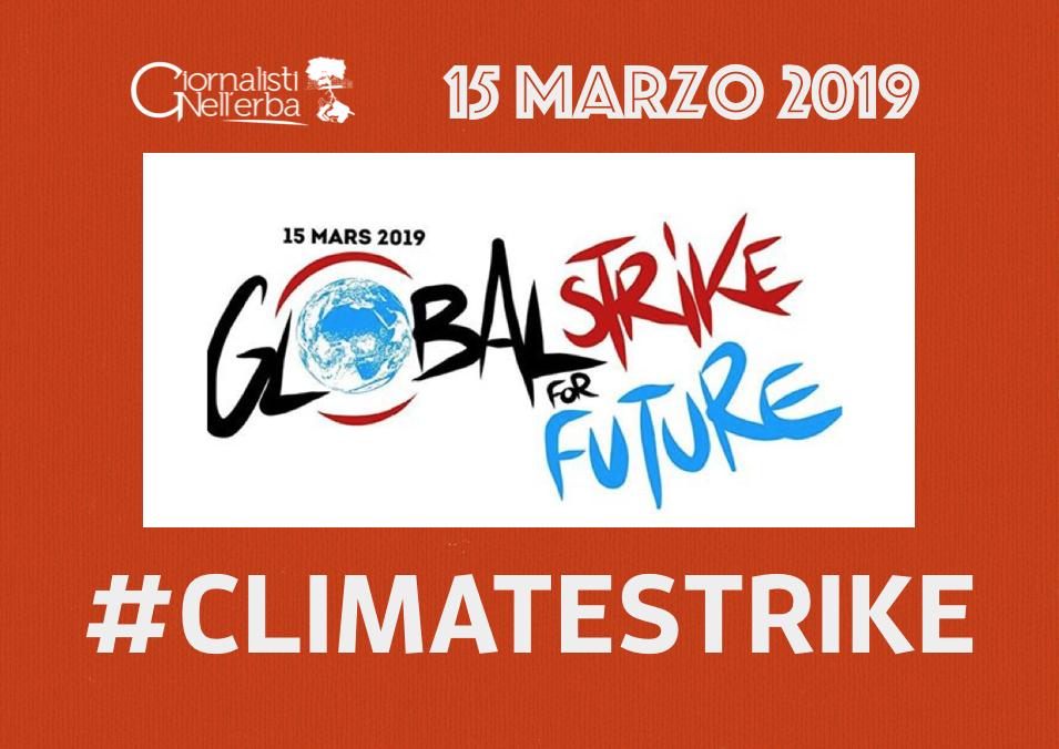 Migliaia di gNe per il #climatestrike