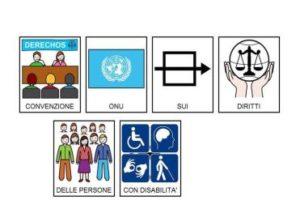La Convenzione ONU in Comunicazione Aumentativa Alternativa