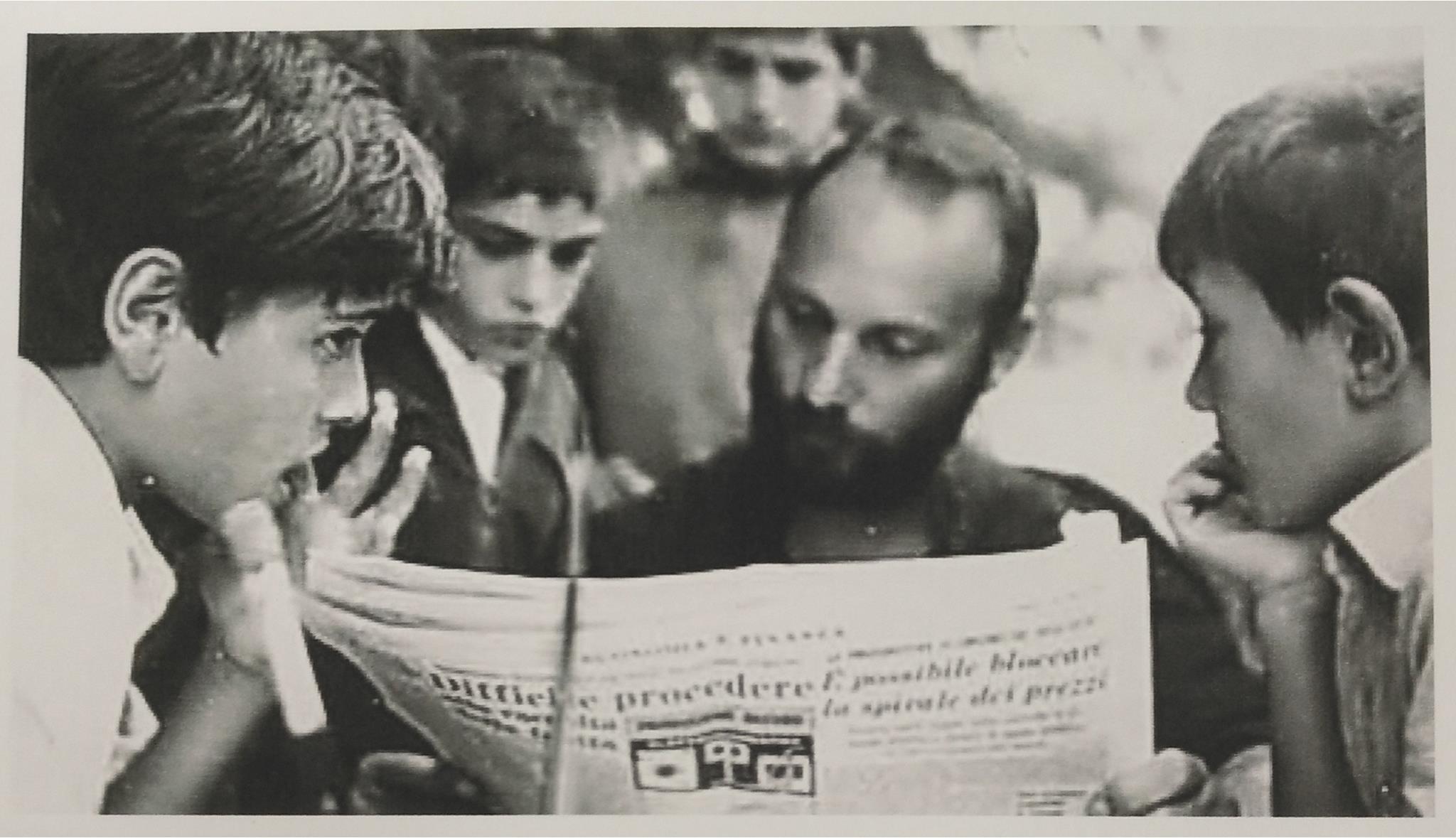Il Pigneto ricorda Don Roberto Sardelli