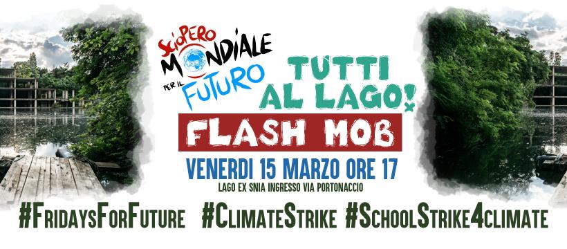 [Roma] 15 marzo Sciopero mondiale per il Futuro
