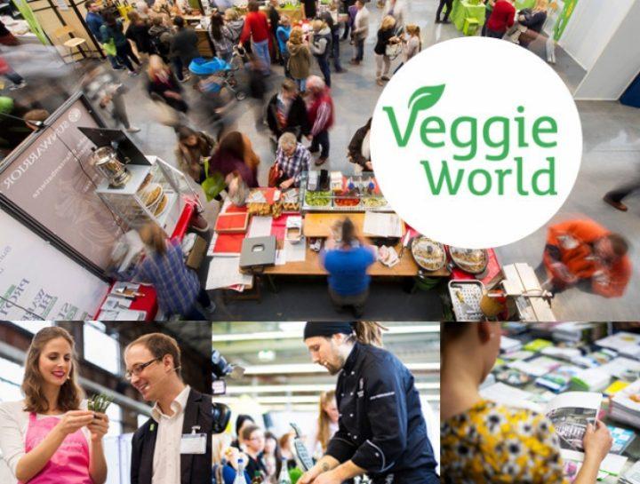 Il VeggieWorld a Torino il 30 e 31 marzo
