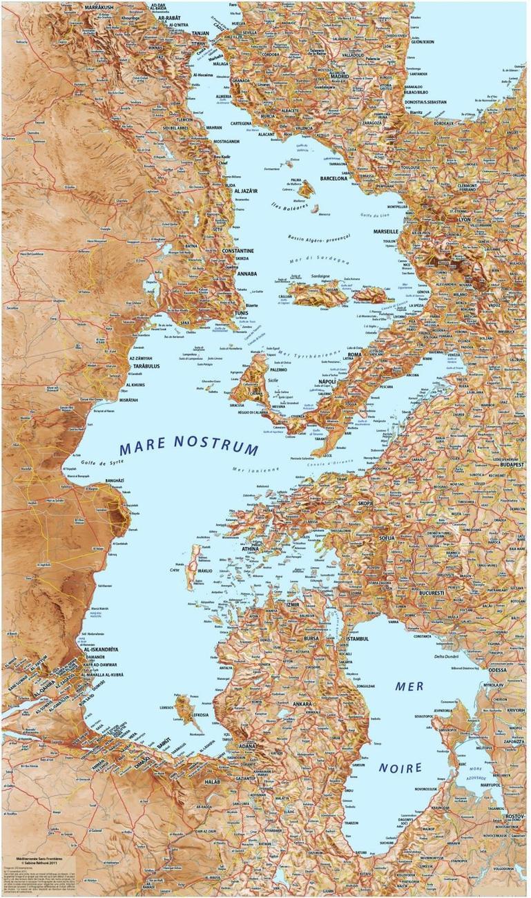 Primo Forum degli abitanti del Mediterraneo dal 21 al 23 giugno a Marsiglia