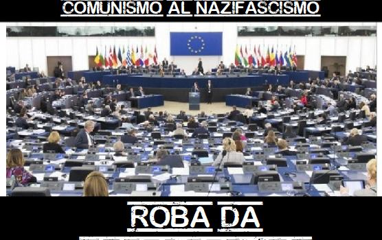 """""""Il vero totalitarismo è quello dell'Unione Europea"""""""
