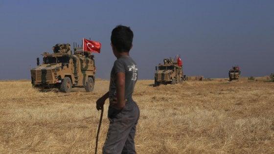 "Siria, Curdi, ""Cortocircuiti"""