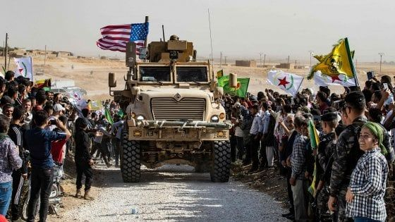 Turchia, Nord Americani e Curdi: Solo menzogne in Siria