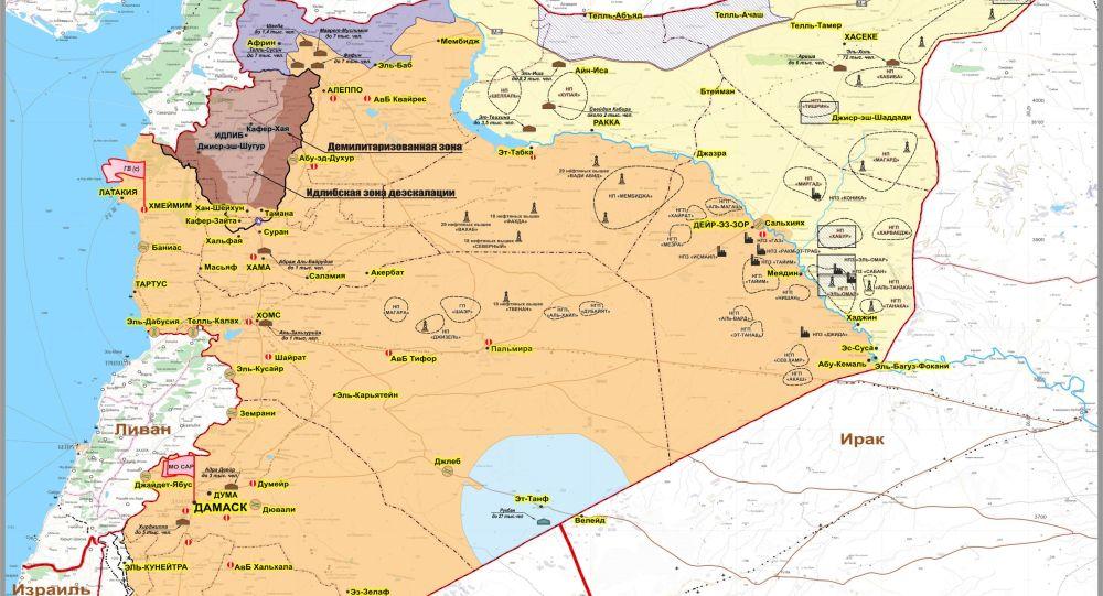 """""""Che cosa fanno in realtà gli Usa con il petrolio siriano? Spiega il ministero Difesa russo"""""""