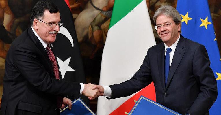 Scrivi al Governo per annullare gli Accordi Italia-Libia