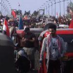 Iraq, più di 300 morti. Solidarietà alla popolazione e alla gioventù irachene e libanesi