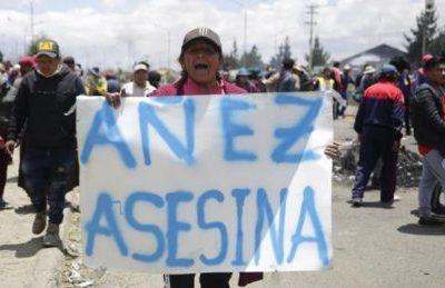 """""""In tutta la Bolivia ci sono morti e li stanno occultando"""""""