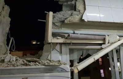 Mosca condanna gli attacchi di Israele contro la Siria