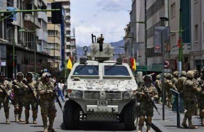 """Candidata Presidenziali USA, Gabbard: """"In Bolivia è stato un Colpo di stato"""""""