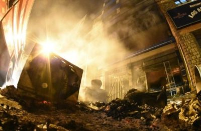 Ore di rabbia e tristezza per il golpe in Bolivia