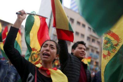 Bolivia – W la resistenza delle masse popolari al colpo di Stato!