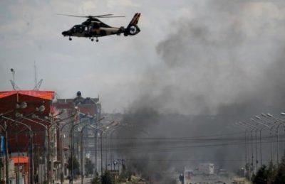 Altra giornata di brutale repressione in Bolivia dopo il golpe: almeno 3 morti a Senkata