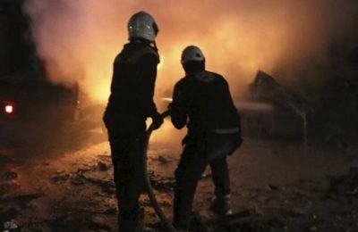 Russia: Caschi bianchi e terroristi tramano attacchi con armi chimiche a Idlib per incolpare Siria