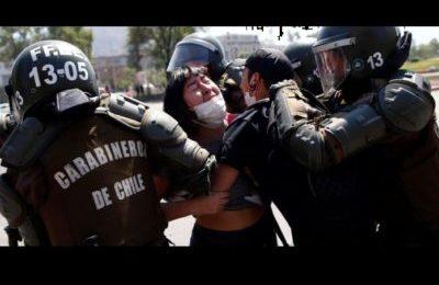 HRW: I Carabineros del Cile compiono abusi sessuali sulle donne fermate