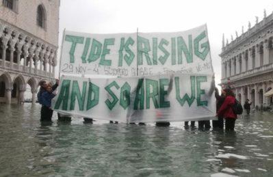 Un grido mondiale per il clima