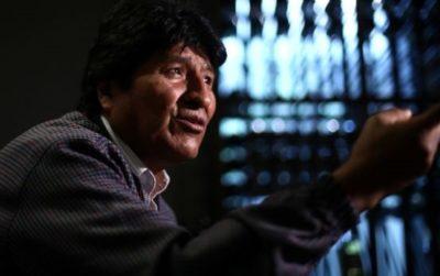 """Morales, """"Gli Usa mi avevano offerto un aereo, ma forse mi volevano a Guantanamo"""""""
