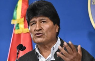 Il governo golpista della Bolivia emette decreto di cattura contro Evo Morales