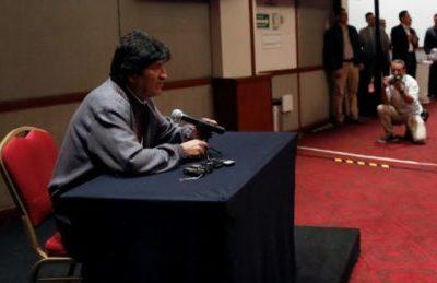 """Evo Morales: """"Sul massacro in Bolivia molti media non informano"""""""