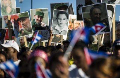 """""""Fidel è Cuba, Cuba è Fidel"""""""