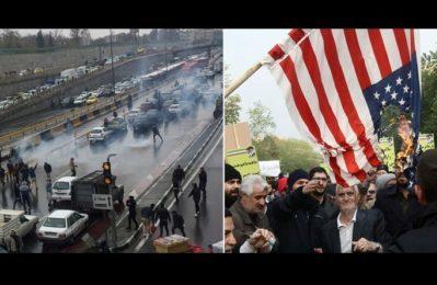 """Media occidentali entusiasti della """"nuova rivoluzione iraniana"""", ma i sondaggi li smentiscono"""