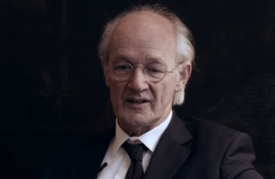 Intervista a John Shipton, padre di Julian #Assange