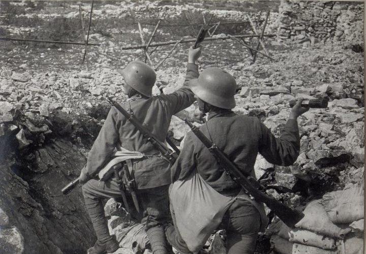 4 novembre 2019. Anniversario della fine della Grande Guerra