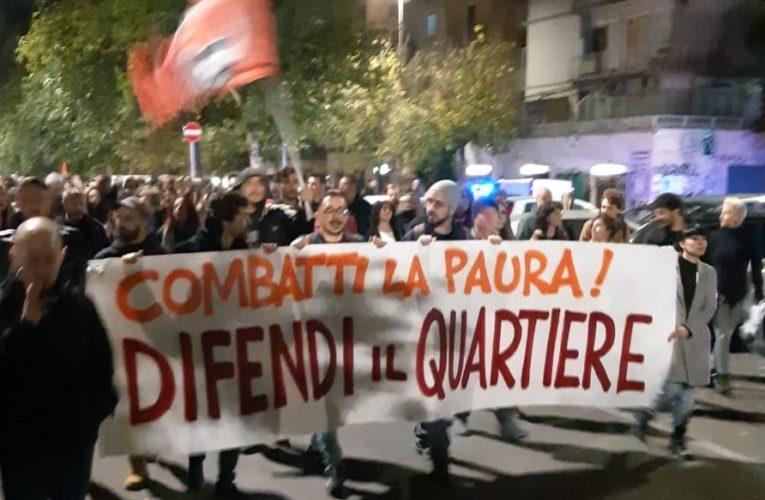 """Centocelle in piazza per """"La Pecora Elettrica"""""""