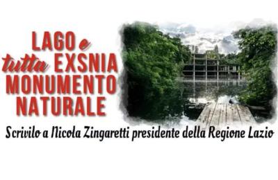 Il Lago che Combatte va sotto la Regione Lazio