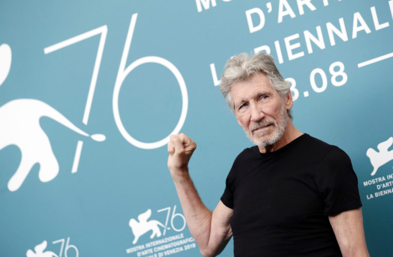 Messaggio di Roger Waters a Evo Morales