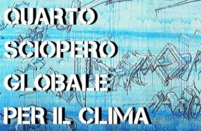 29 novembre 2019: scendiamo in piazza per il clima