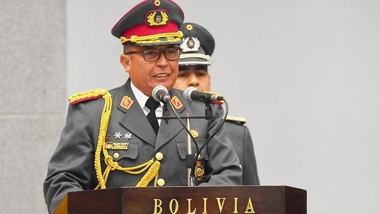 Bolivia: Il generale del colpo di stato fugge in Usa dopo aver ricevuto 1 mln di $