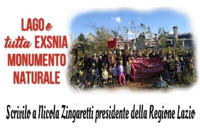 """Petizione: """"Tutta l'area ex-Snia sia monumento naturale!"""""""