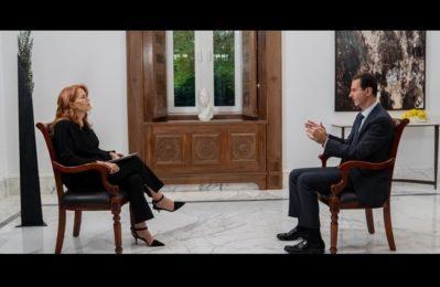 Ecco l'Intervista integrale ad Assad che la Rai non ha voluto trasmettere