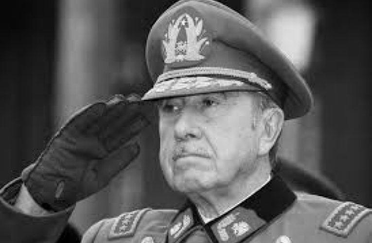 Quali leggi e istituzioni della dittatura di Pinochet sono ancora in vigore in Cile?