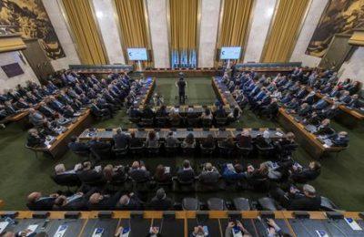 La Siria denuncia le interferenze degli Stati Uniti nei lavori del Comitato costituzionale