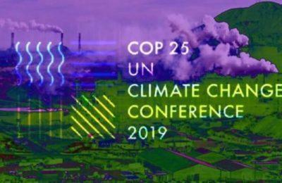 Madrid dal 2 al 13 dicembre ospitera' la COP25 e la ControCOP
